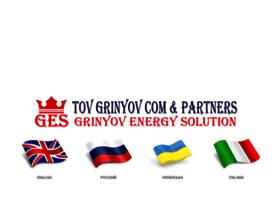 Grinyov.com.ua thumbnail