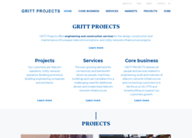 Grittprojects.be thumbnail