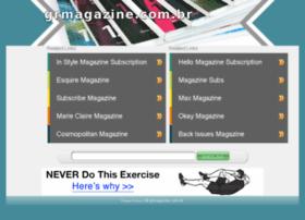 Grmagazine.com.br thumbnail