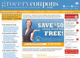 Grocerycoupons.com thumbnail