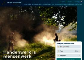 Groenehartservice.nl thumbnail