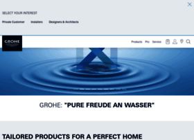 Grohe.co.in thumbnail