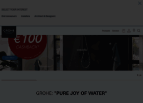 Grohe.ie thumbnail