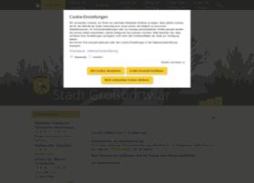 Grossbottwar.de thumbnail