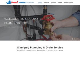Group3plumbing.ca thumbnail