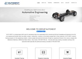 Groupautonext.com thumbnail