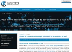 Groupe-gts.fr thumbnail