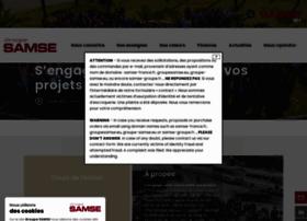 Groupe-samse.fr thumbnail