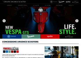 Groupe-urgence-scooters.eu thumbnail