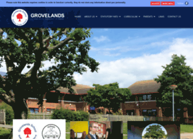 Grovelands-school.co.uk thumbnail