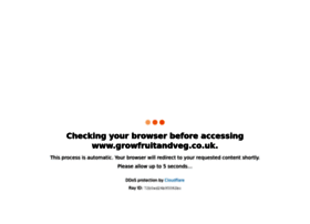 Growfruitandveg.co.uk thumbnail