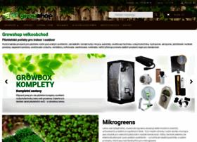 Growshop-velkoobchod.cz thumbnail