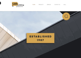 Grpbuildingproducts.co.uk thumbnail
