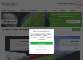 Gruenesgeld.net thumbnail