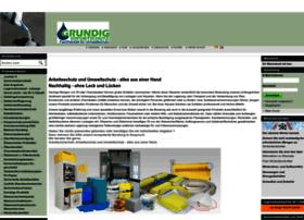 Grundig-sofortschutz-shop.de thumbnail