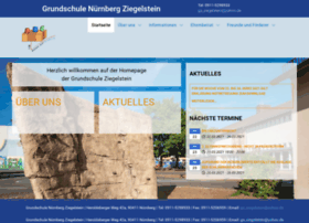 Grundschule-ziegelstein.de thumbnail
