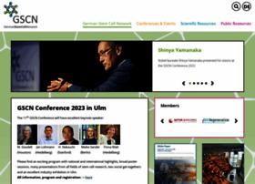 Gscn.org thumbnail