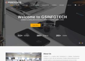 Gsinfotech.in thumbnail