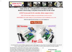 Gsm-auto.com.cn thumbnail