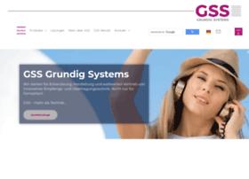 Gss-pro.de thumbnail