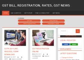 Gst-bill.co.in thumbnail