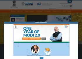 Gswan.gov.in thumbnail