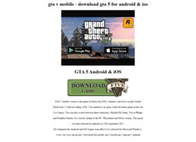 Gta5androidcom.info thumbnail