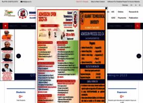 Gtu.ac.in thumbnail
