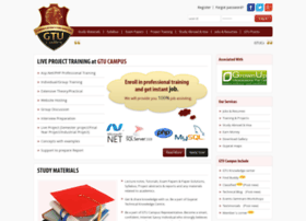 Gtu exam papers free download at website informer for Gtu be 6th sem time table