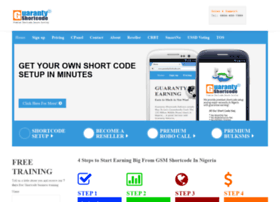 Guarantyshortcode.com thumbnail