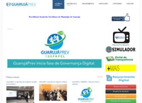 Guarujaprevidencia.com.br thumbnail