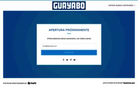 Guayabo.cl thumbnail