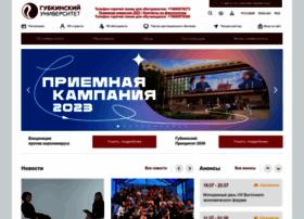 Gubkin.ru thumbnail