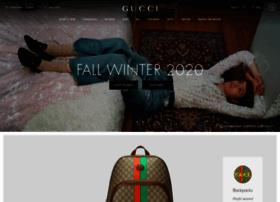 Gucci.com thumbnail
