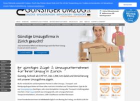 Guenstigerumzug.ch thumbnail