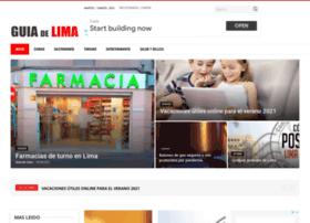 Guiadelima.com.pe thumbnail
