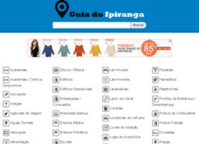 Guiadoipiranga.com.br thumbnail