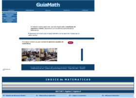 Guiamath.net thumbnail