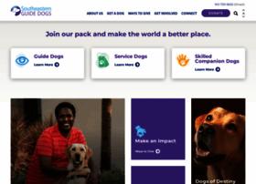 Guidedogs.org thumbnail