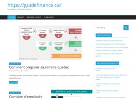 Guidefinance.ca thumbnail