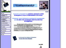 Guidepourentreprendre.fr thumbnail