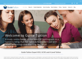 Guidetuition.com thumbnail