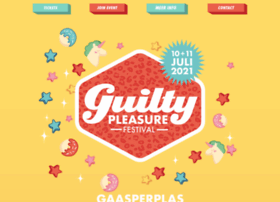 Guiltypleasurefestival.nl thumbnail