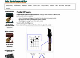 Guitar-chords.org.uk thumbnail