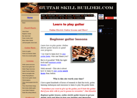 Guitar-skill-builder.com thumbnail
