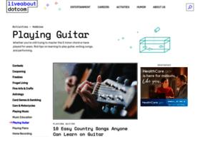 Guitar.about.com thumbnail