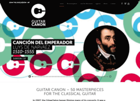 Guitarcanon.com thumbnail