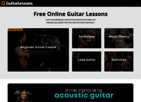 Guitarlessons.com thumbnail