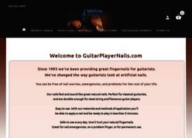 Guitarplayernails.com thumbnail