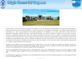 Gujarathc-casestatus.nic.in thumbnail